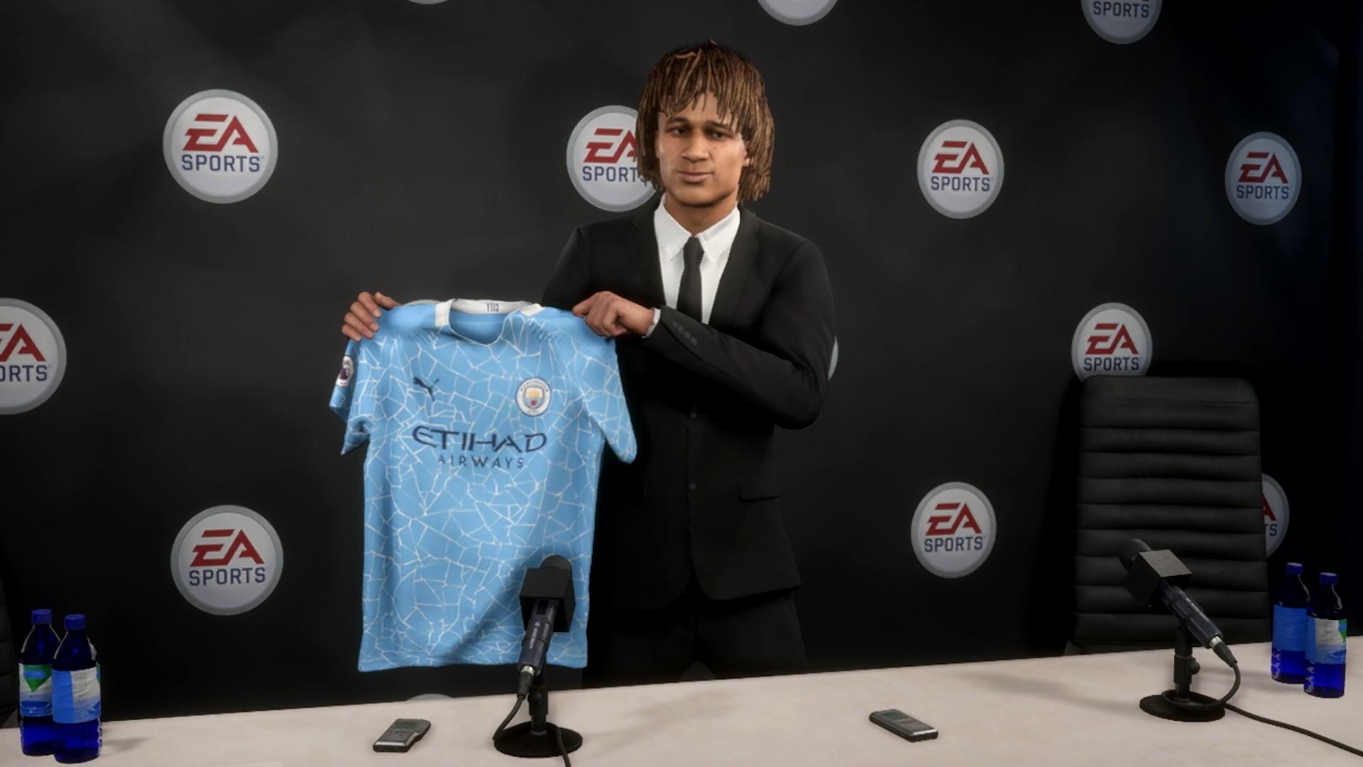 Transfers in FIFA 21