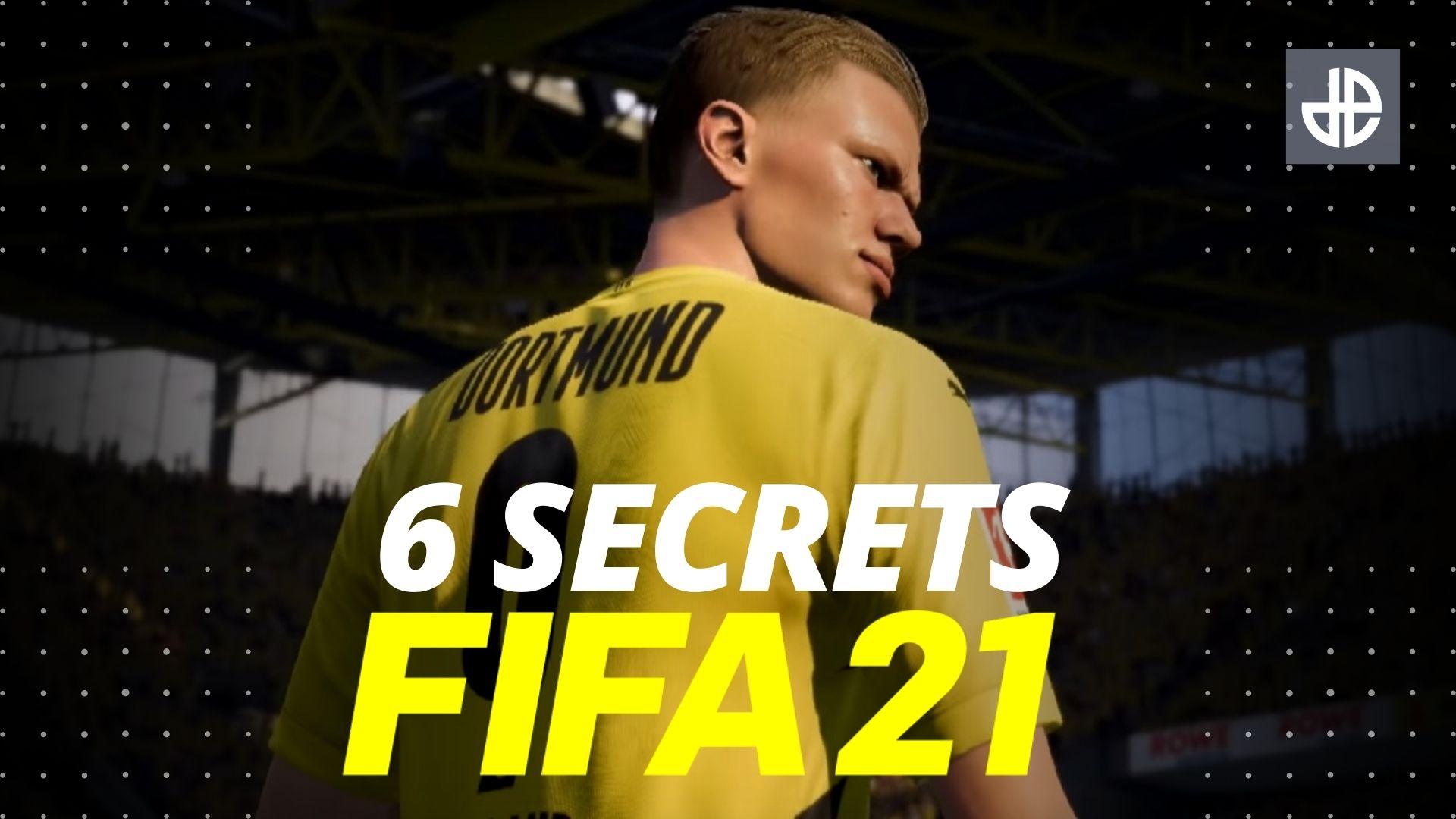 FIFA 21 secrets