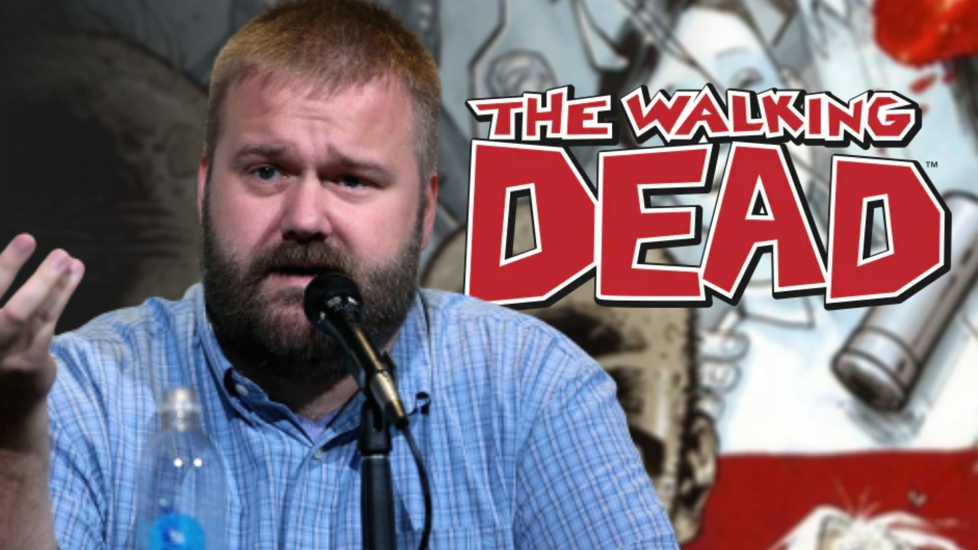 Robert Kirkman Walking Dead