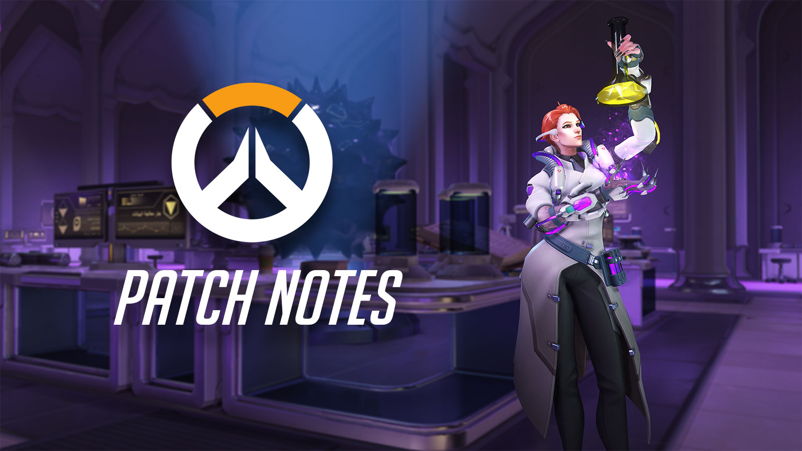 Overwatch patch notes Moria