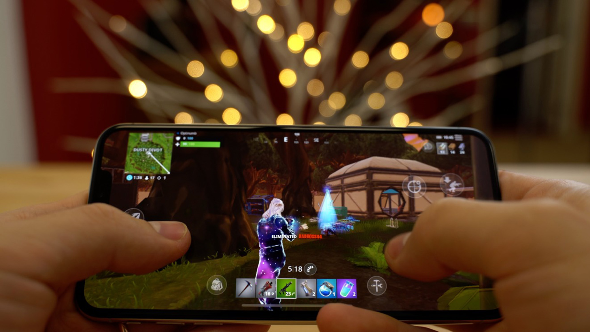 Fortnite fans who play the battle royale on iOS mobile devices are set to miss Season 4.
