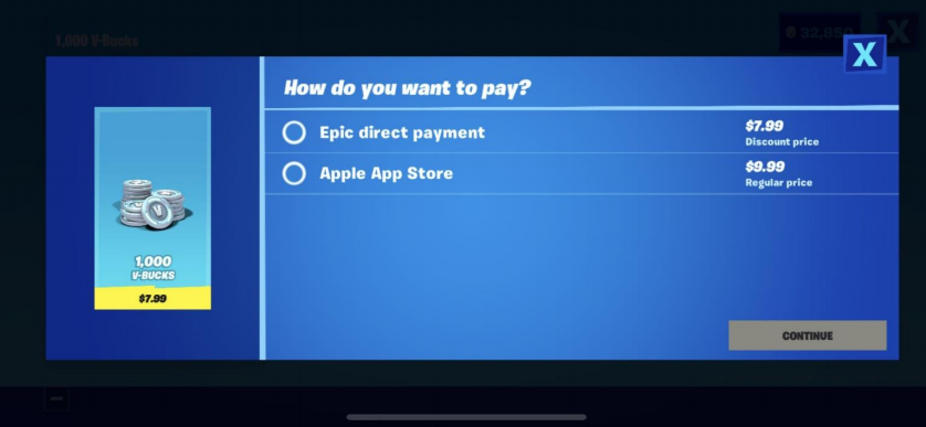 Rogers suggest Epic remove the