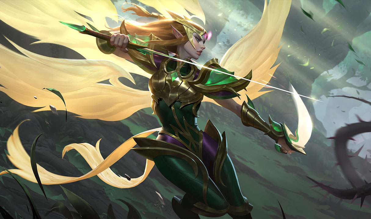 Riot want to solve Kayle's weak laning phase.