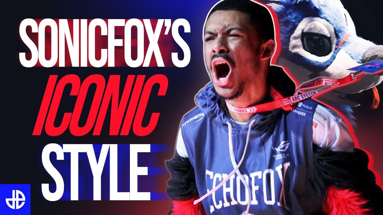 Sonicfox's Iconic Style