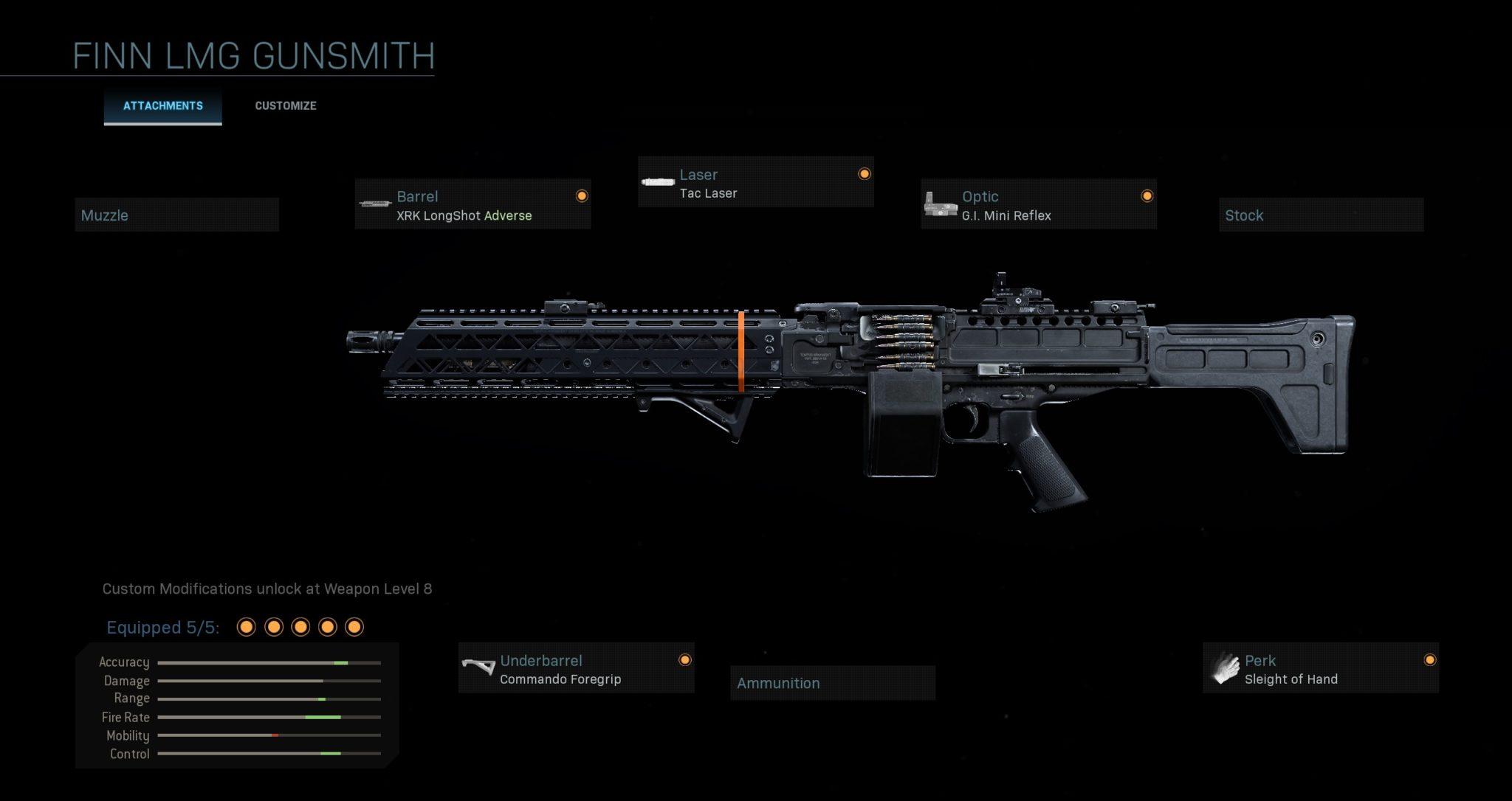 FiNN Multiplayer attachments