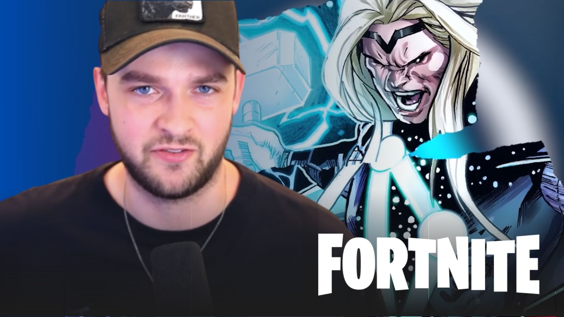Fortnite teaser and Ali A