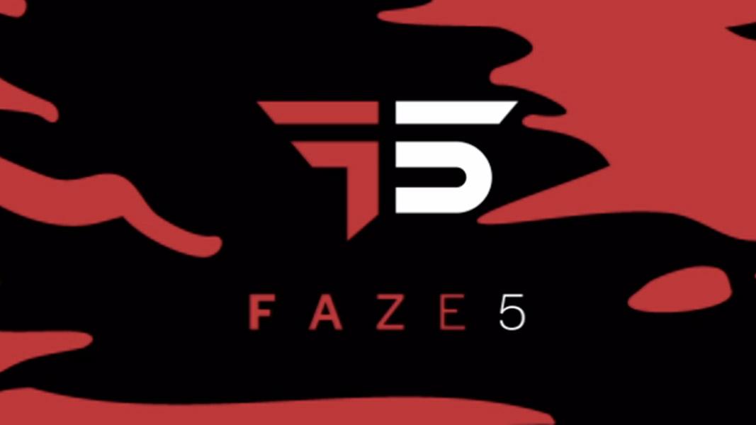 FaZe 5 logo