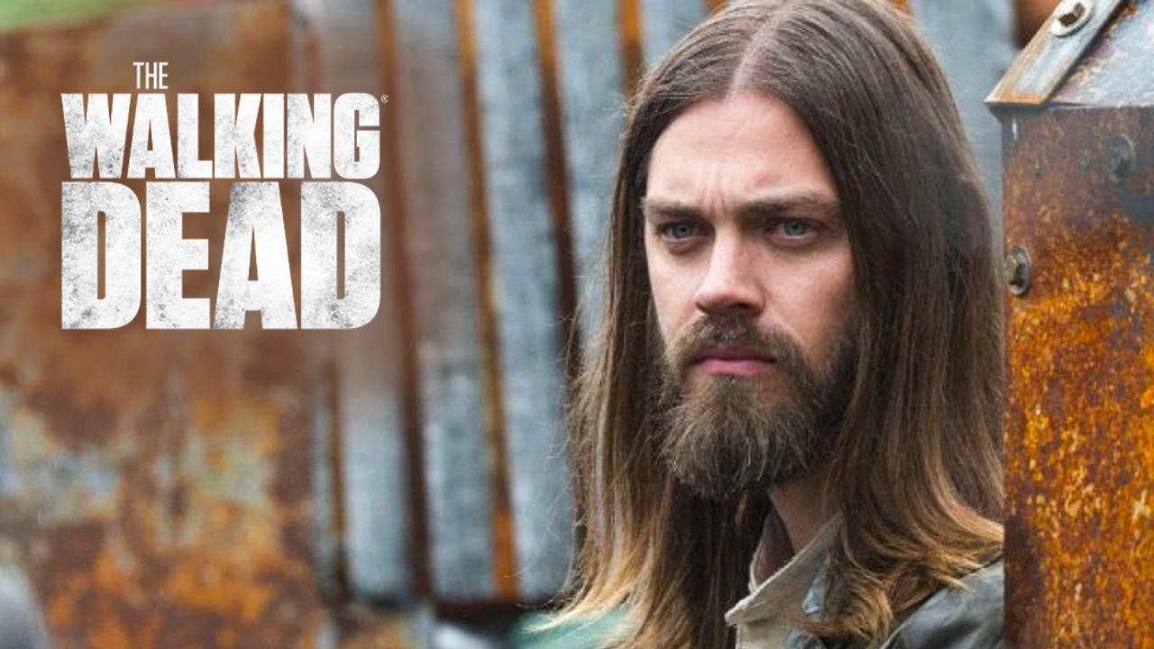 Jesus in The Walking Dead