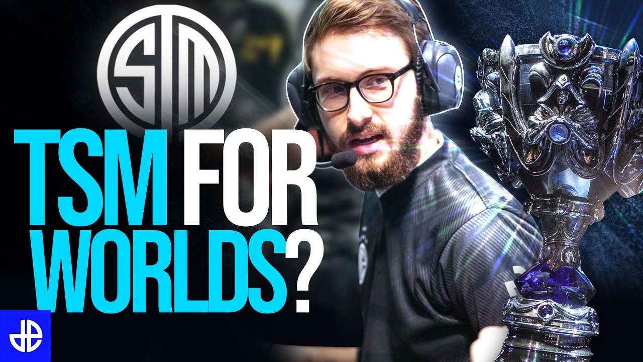 TSM For Worlds