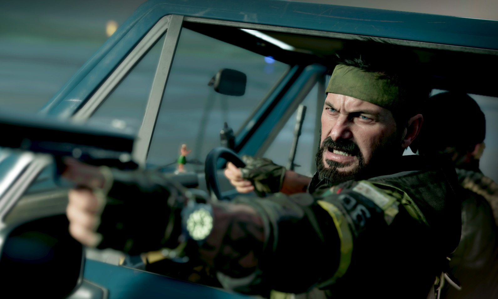 Cod Black Ops Cold War campaign