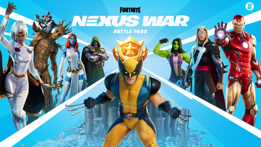 Fortnite season 4 Battle Pass