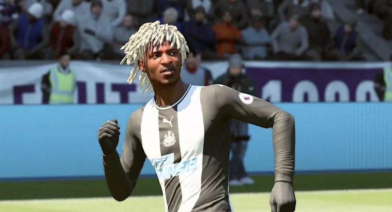 Allan Saint-Maximin could get the best Storylines card we see all FIFA 20.
