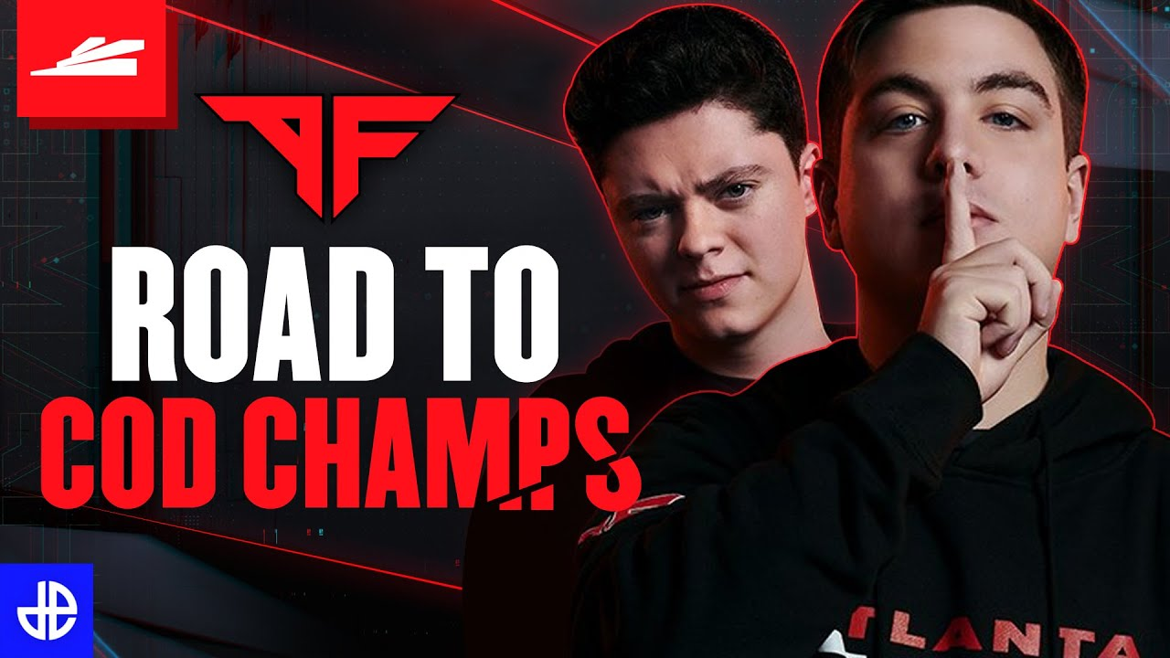 Atlanta FaZe Road to Cod Champs