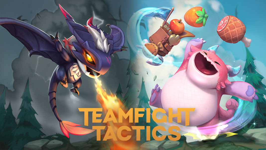 Little Legends from teamfight tactics
