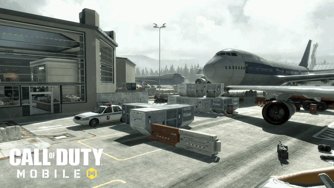 Terminal in Modern Warfare 2