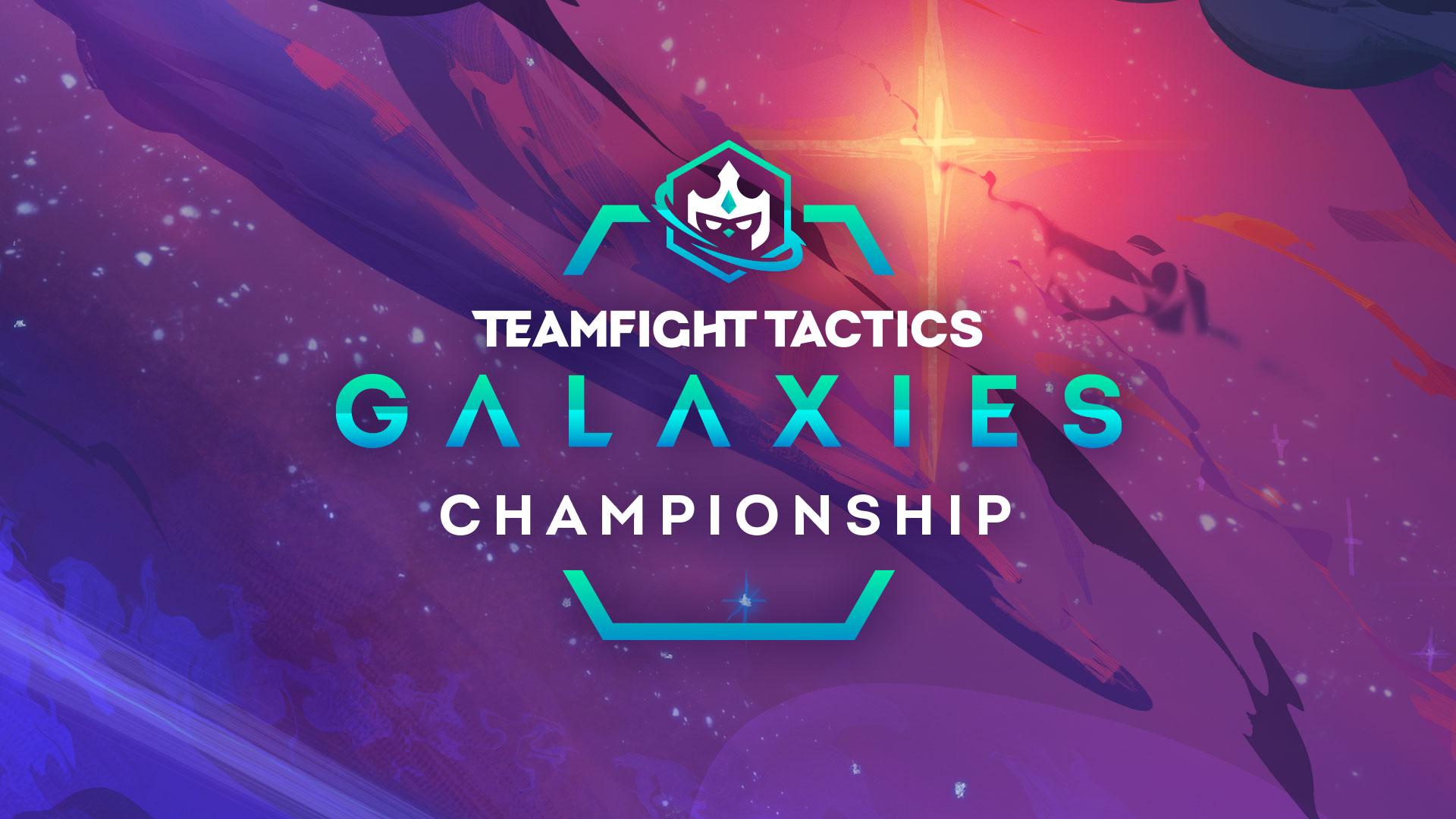TFT Galaxies Championship header