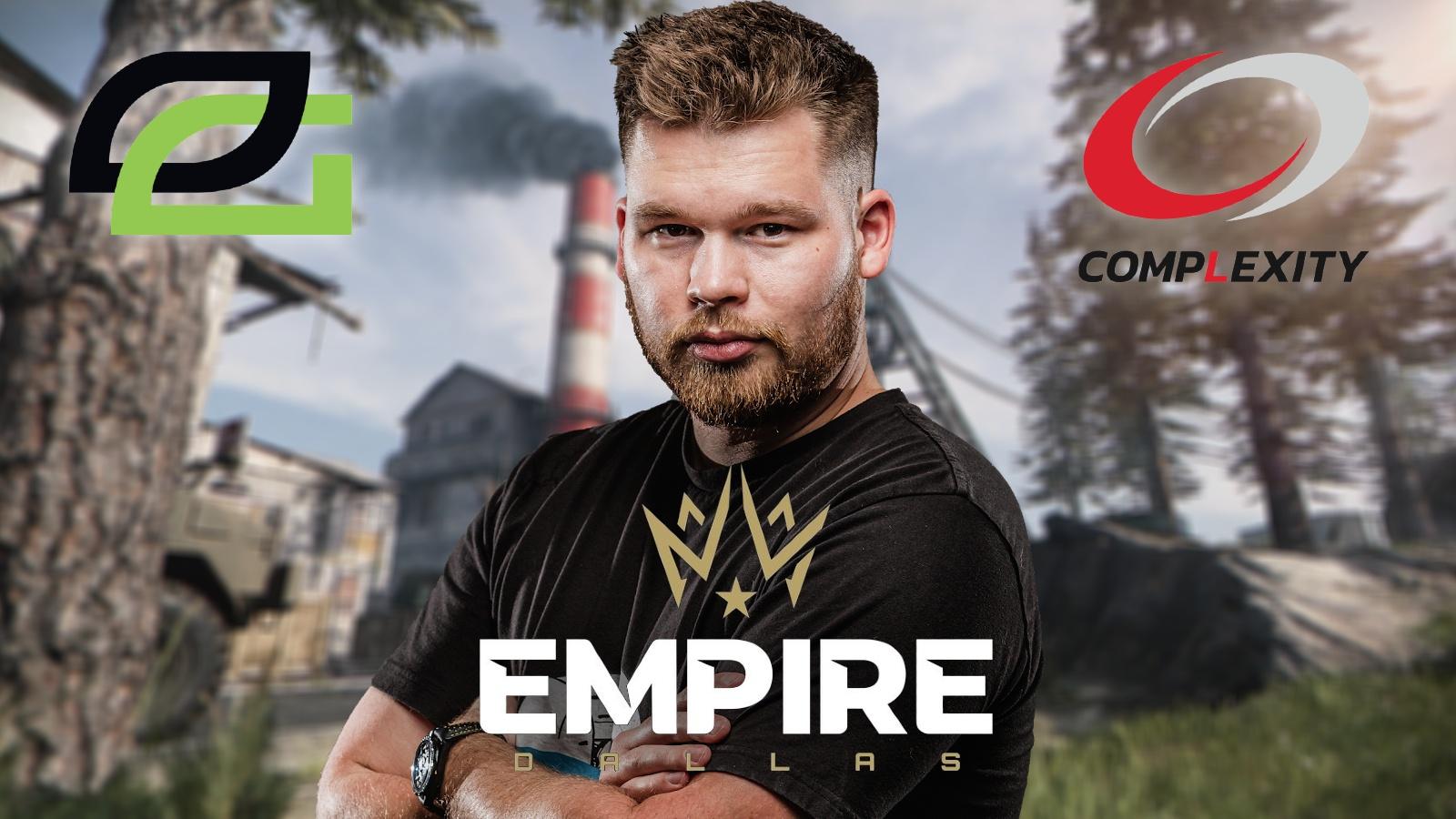 Crimsix Dallas Empire, OpTic Gaming, Complexity