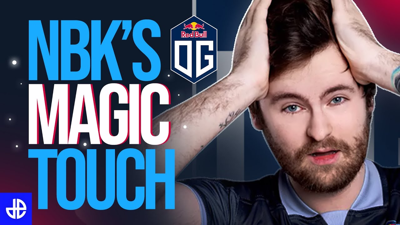 NBK's Magic Touch