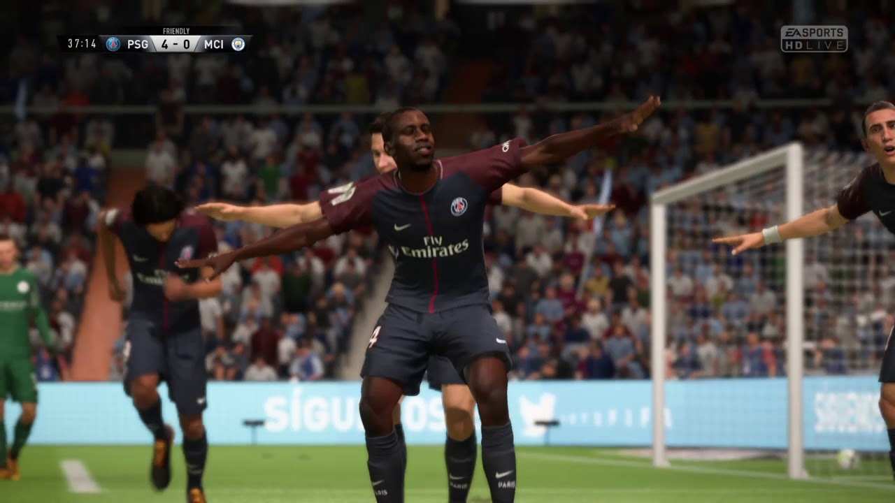 Matuidi in FIFA 18