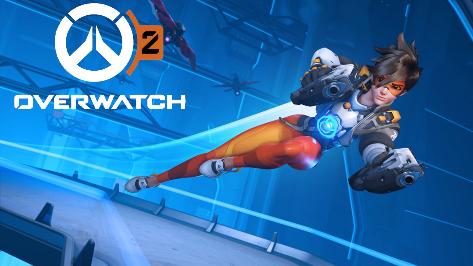 Tracer blinks into Overwatch 2