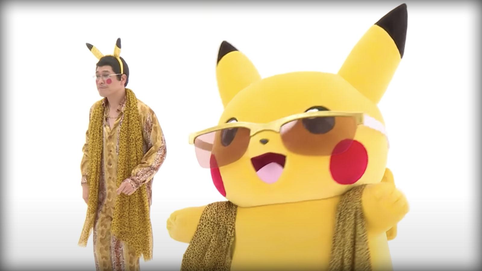 pineapple pen guy pikachu pokemon