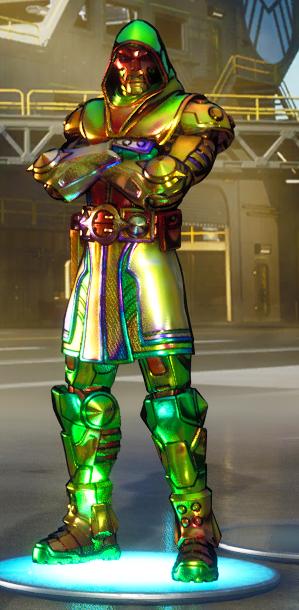 Fortnite Doctor Doom skin
