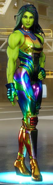 Fortnite She-Hulk skin