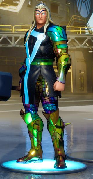 Fortnite Thor Skin