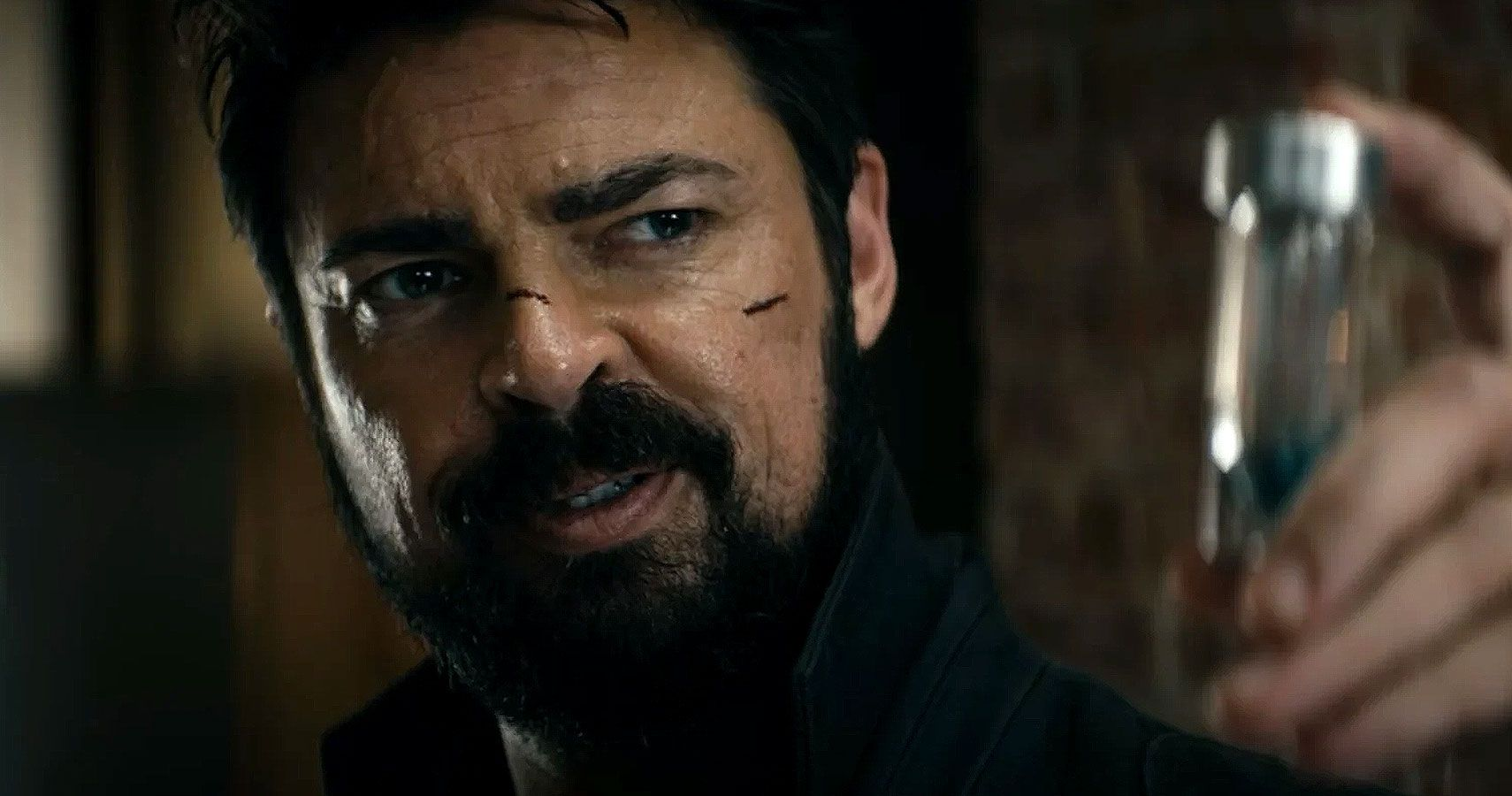 Urban is currently starring as Billy the Butcher in Amazon's bloody superhero franchise The Boys.