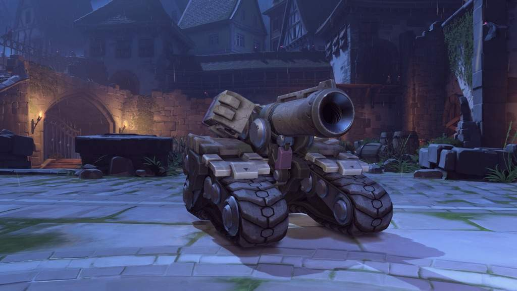 Overwatch Bastion Ultimate gameplay
