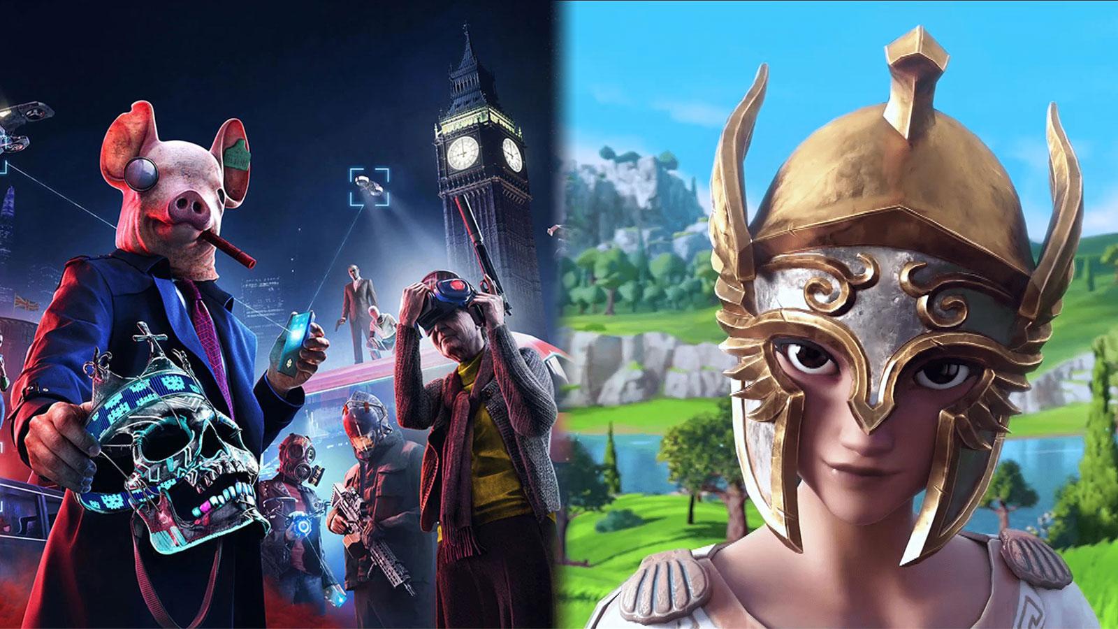 Ubisoft September forward event header