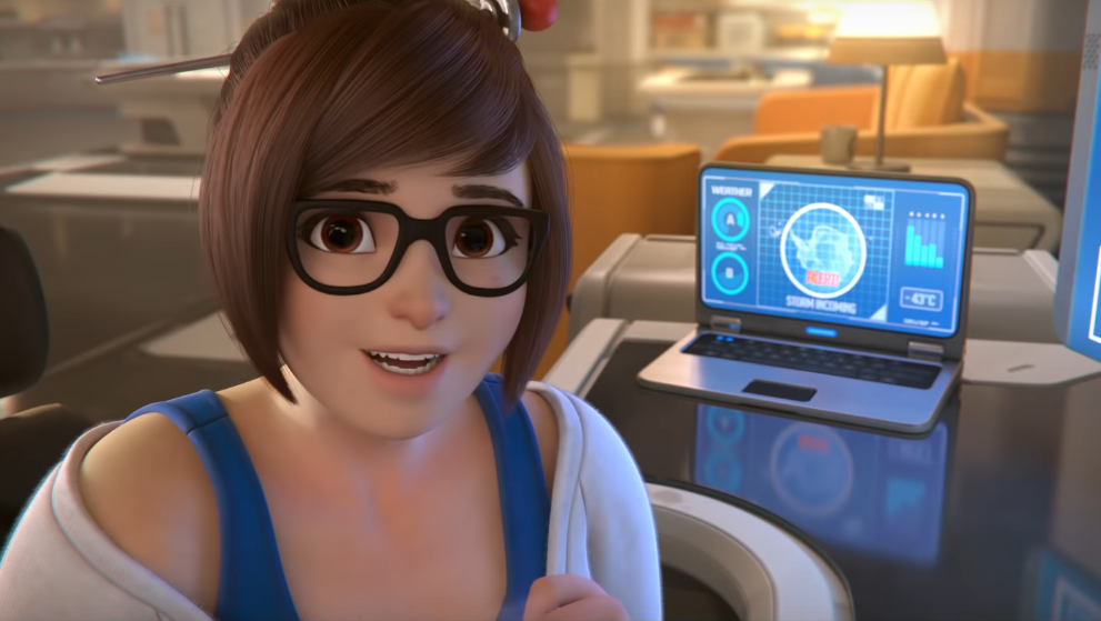 Mei at Climate HQ