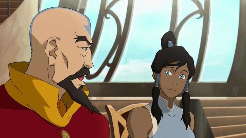 Konietzko and DiMartino already delved into The Last Airbender's future with The Legend of Korra in 2012.