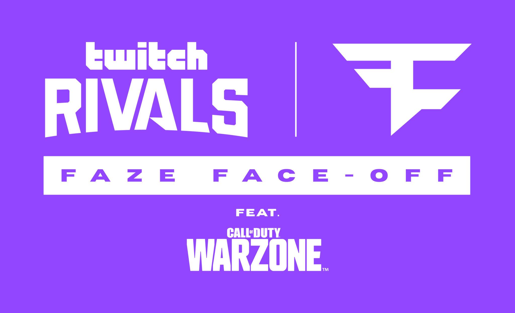 Warzone Twitch Rivals FaZe event.