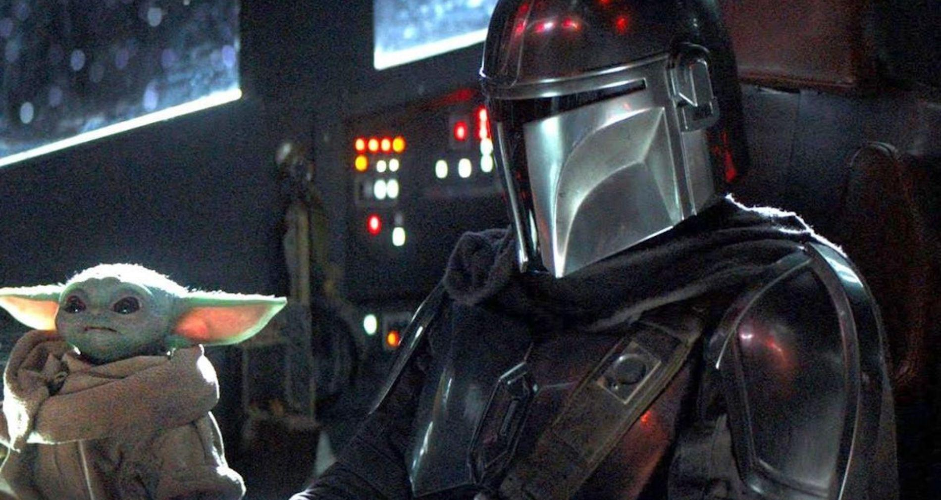 The Mandalorian is currently set for an October release date on Disney Plus.