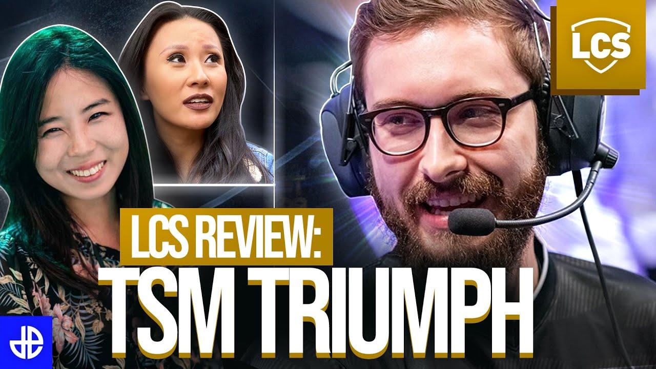 LCS Review: TSM Triumph