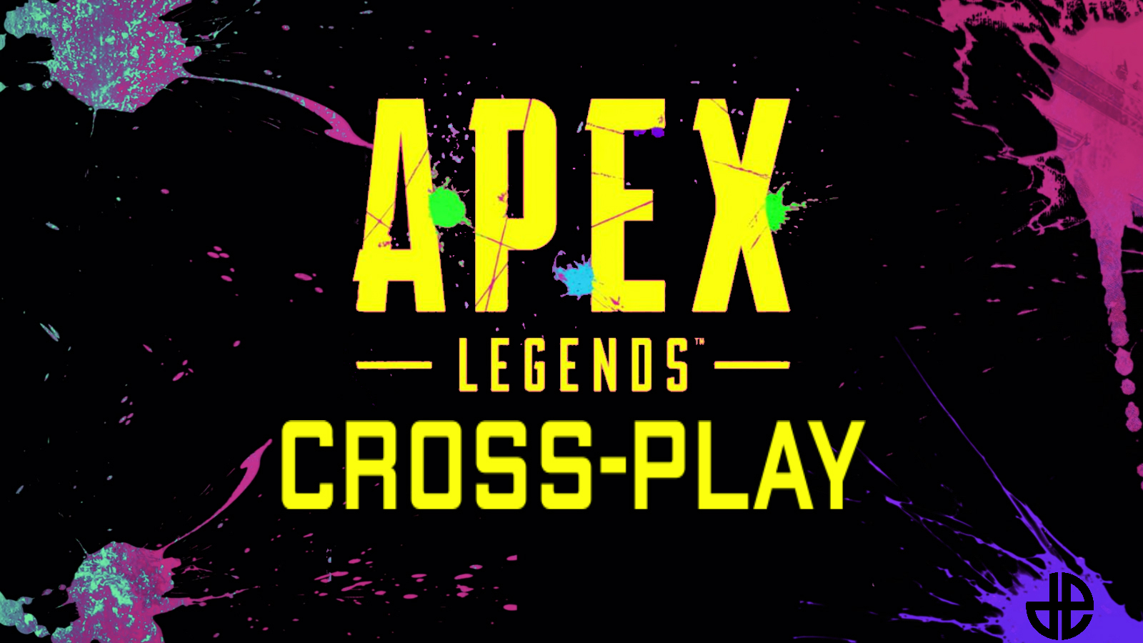Apex Legends logo and crossplay