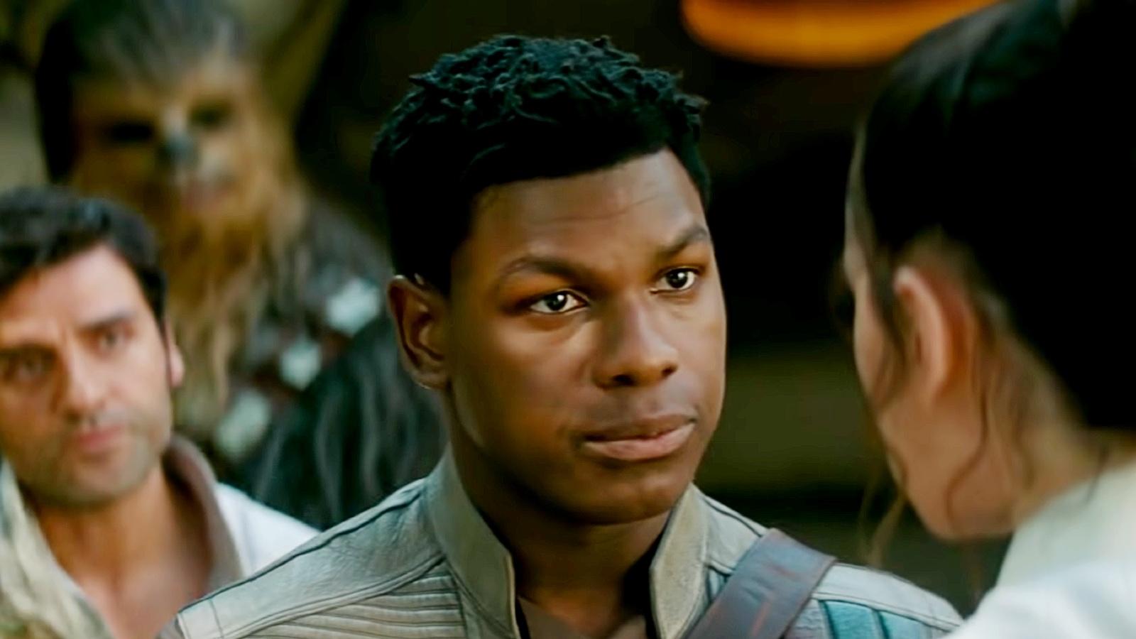 John Boyega Finn Star Wars