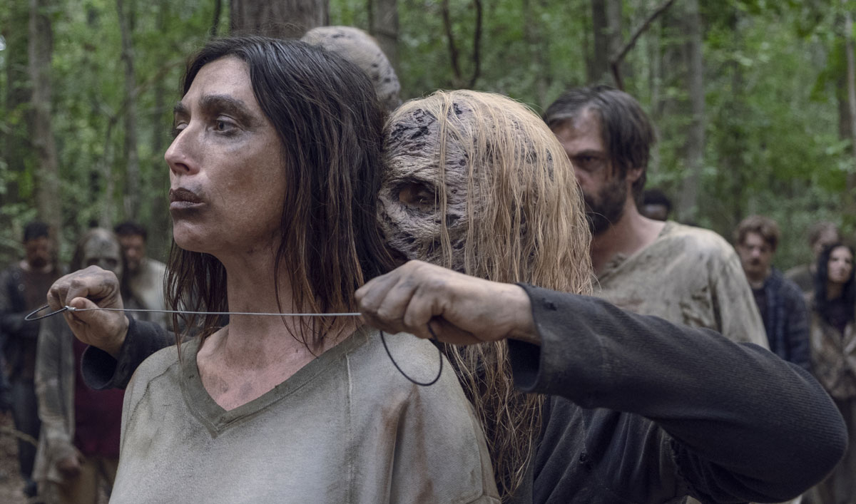 Whisperers in TWD