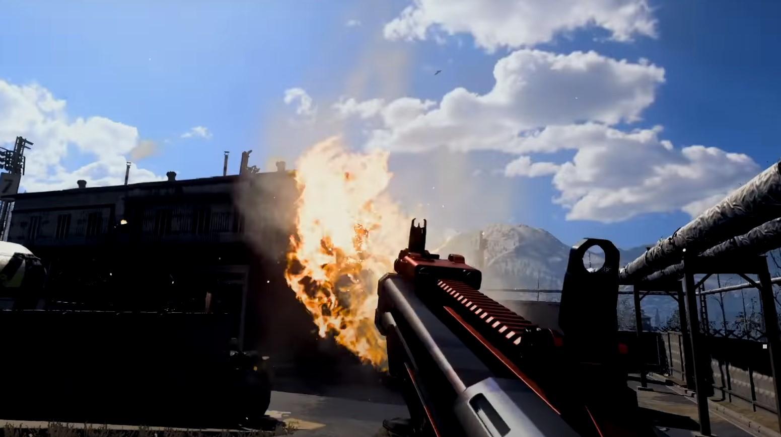 R9-0 Dragon's Breath in Warzone.