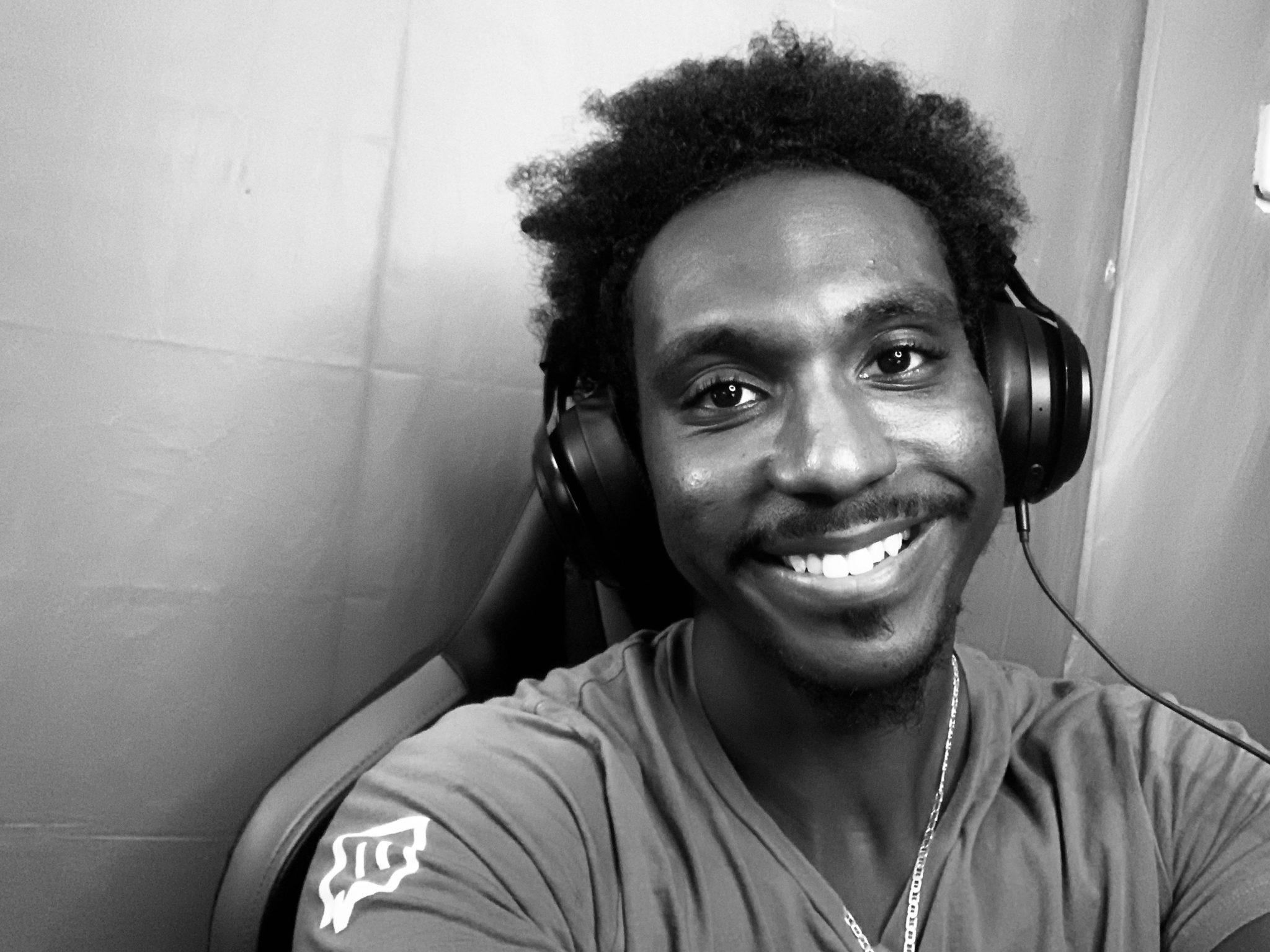 Twitch streamer StreetGrind
