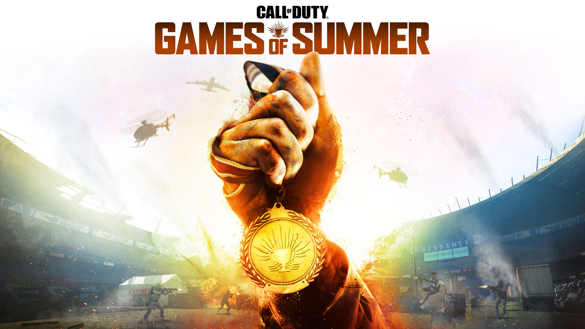 Games of Summer Warzone
