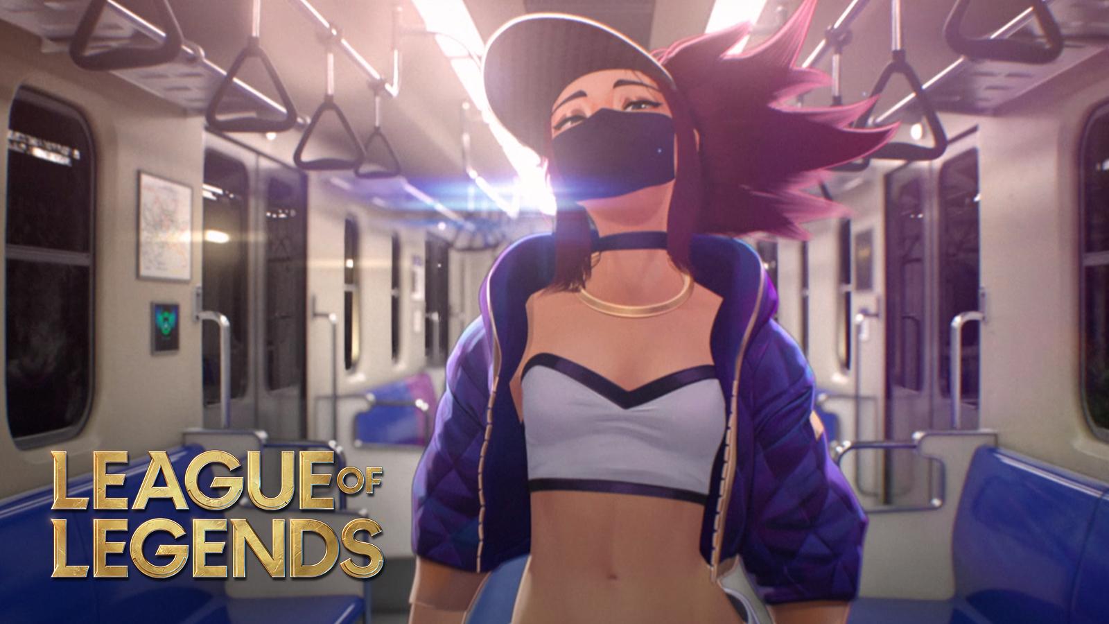 K/DA's spunky rapper Akali is voiced by (G)I-dle Soyeon in