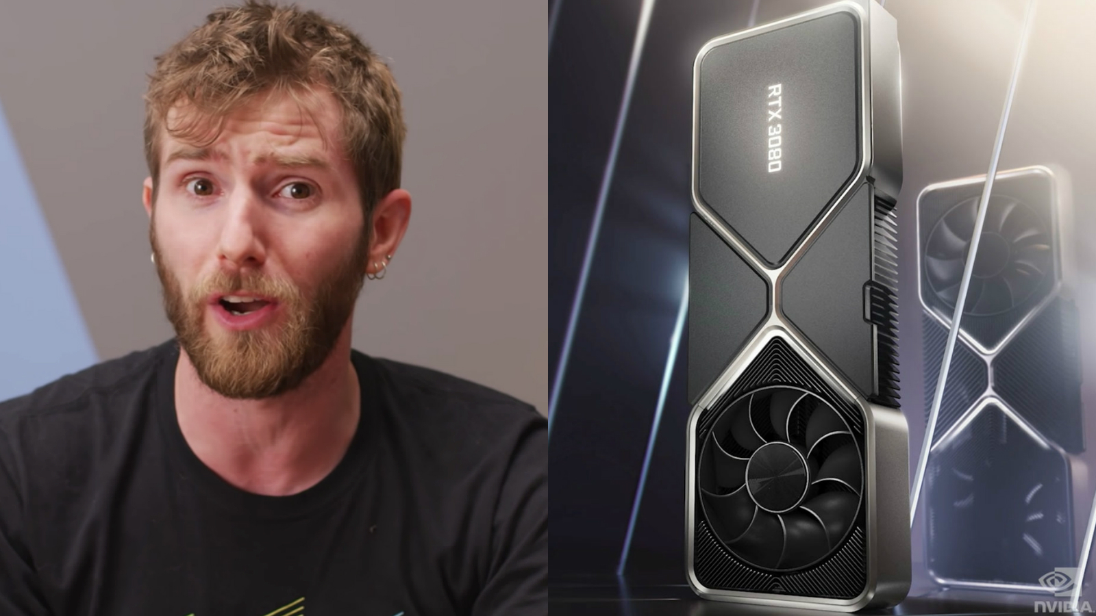Linus and RTX 3080
