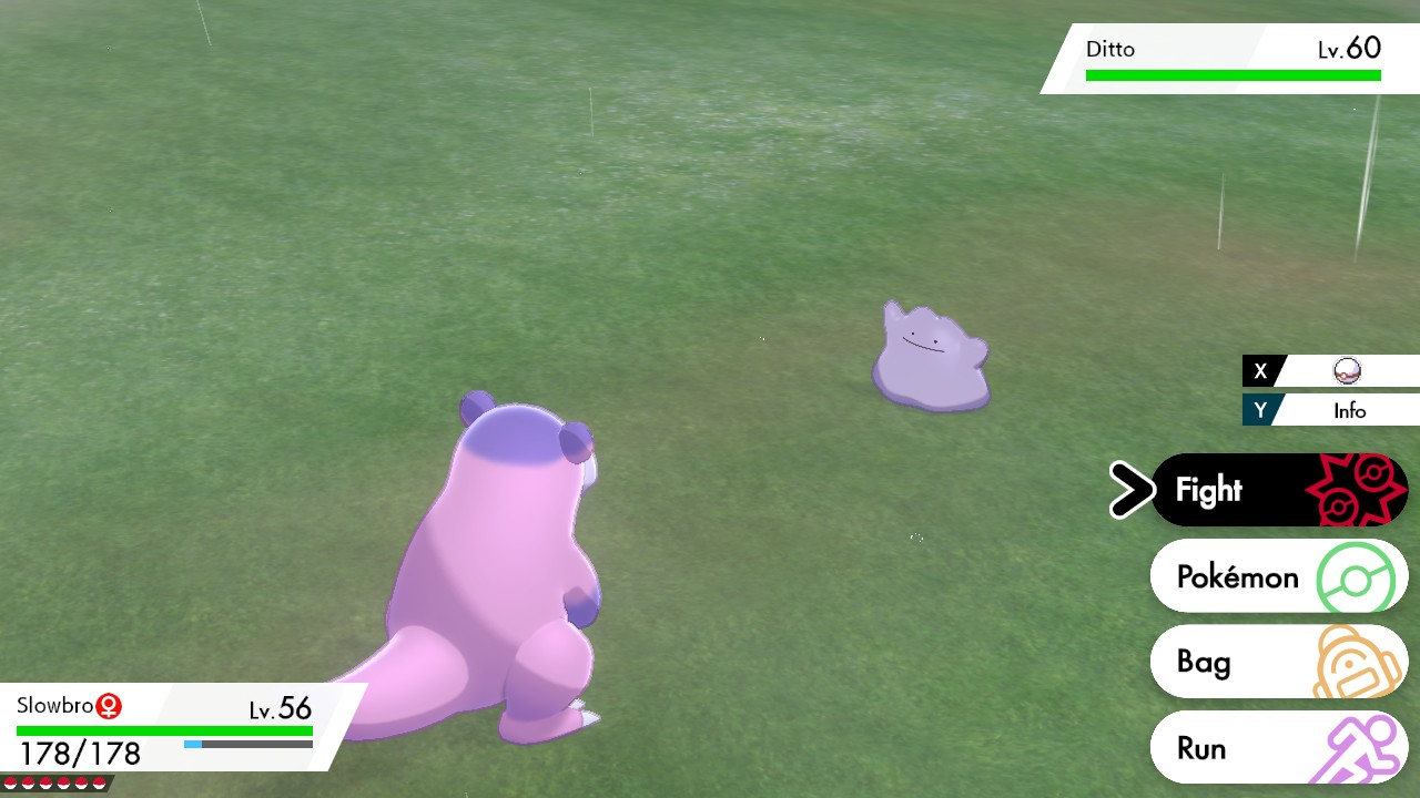 Capturing Ditto