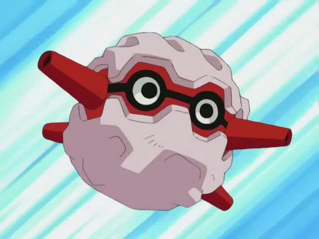 Forretress Pokemon
