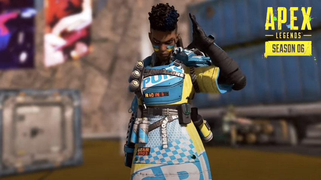 Lifeline in Apex Legends Season 6