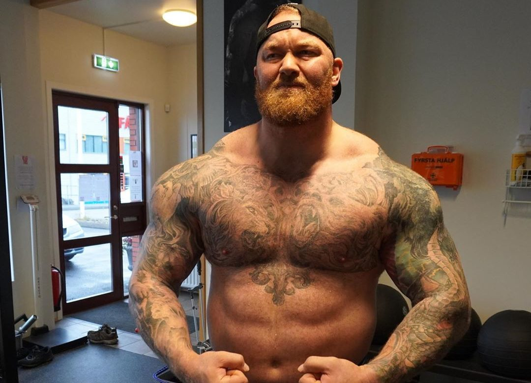 Thor The Mountain from Game of Thrones