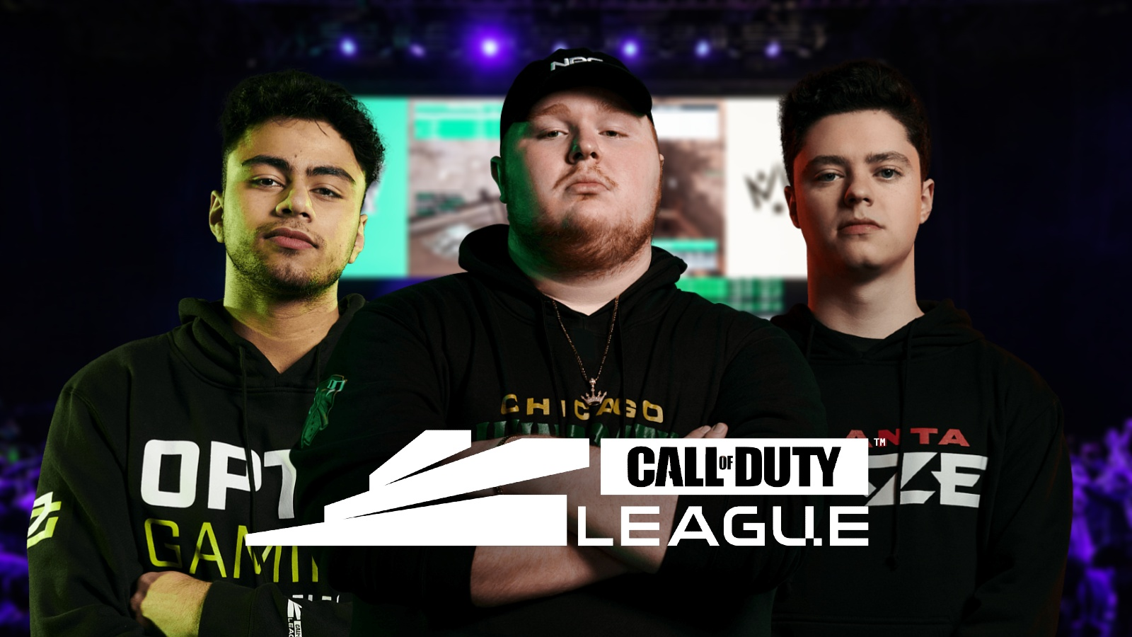 CDL rosters Dashy Arcitys Priestahh