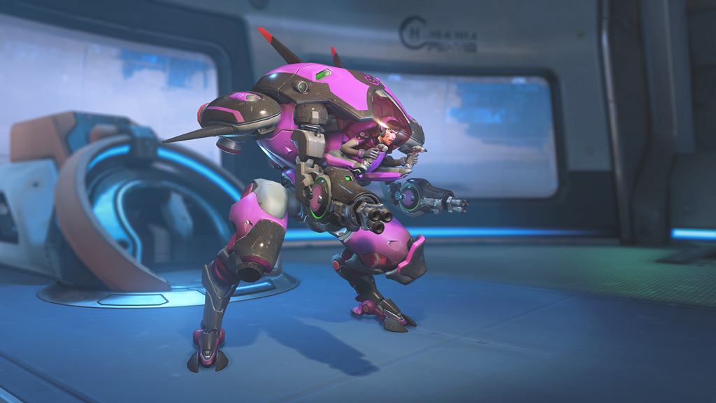 D.va on MEKA Base